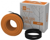 Кабель IQ FLOOR CABLE 20 Вт/м в стяжку